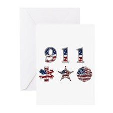 911 Greeting Cards (Pk of 10)
