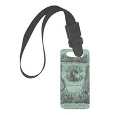 Littledorrit_serial_cover Luggage Tag