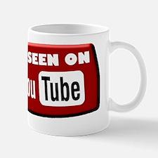 seenonyoutube Mug