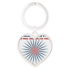 helphaiti Heart Keychain