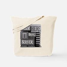 2-broke Tote Bag