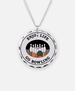 bowling1 Necklace