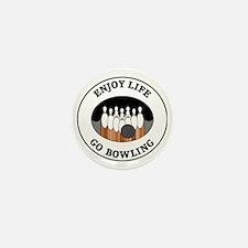 bowling1 Mini Button