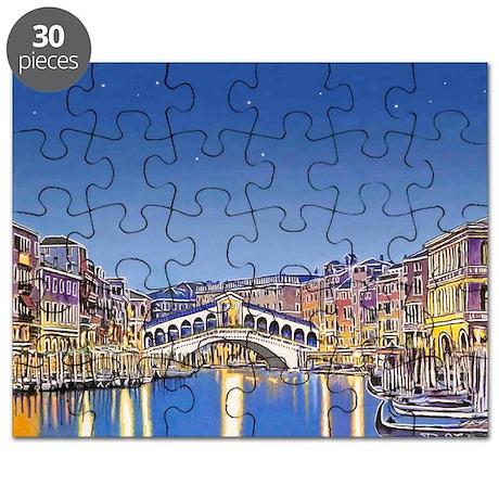 Stars over Venice mp Puzzle
