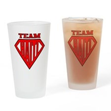 3-Team Haiti Drinking Glass