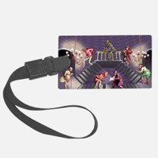 The Twisted Stairs Luggage Tag