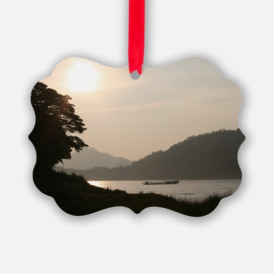 On the Mekong Ornament