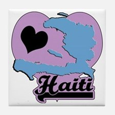 2-haiti Tile Coaster