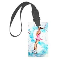 jump Luggage Tag