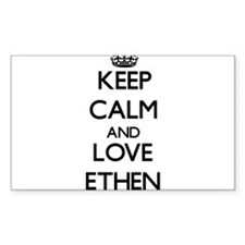 Keep Calm and Love Ethen Decal