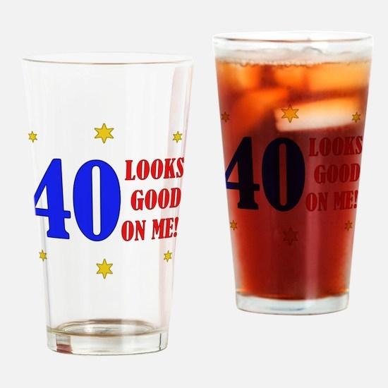 LooksGood_40 Drinking Glass