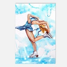 Blue Dream Postcards (Package of 8)
