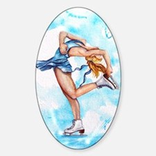 Blue Dream Sticker (Oval)