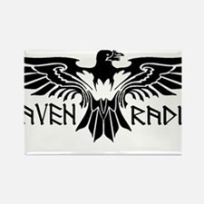 Raven1 Rectangle Magnet