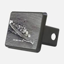 shea large framed print Hitch Cover