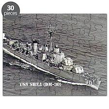shea postcard Puzzle