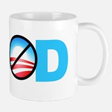 anti-obama-is-not-god Mug