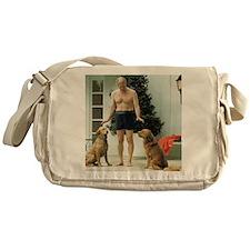 ART Ford beach bag Messenger Bag