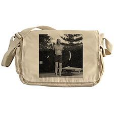 ART Ford beach bag 2 Messenger Bag