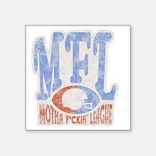 """MFL-logo-LTT Square Sticker 3"""" x 3"""""""