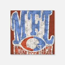 "2-MFL-logo-BUT Square Sticker 3"" x 3"""
