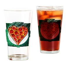 Neds Pompeii Pizza Drinking Glass