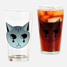 Cyberkiteh head Drinking Glass