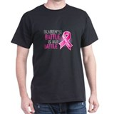 Personalized breast cancer Dark T-Shirt