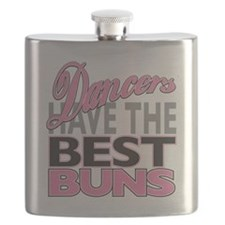 DancersHaveThe BestBuns Flask
