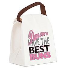 DancersHaveThe BestBuns Canvas Lunch Bag