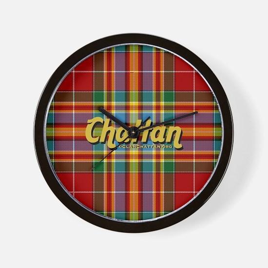 chattan5x5@300 Wall Clock