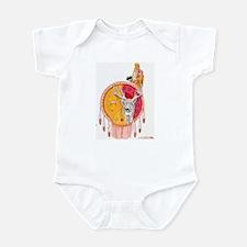Golden Robe Infant Bodysuit
