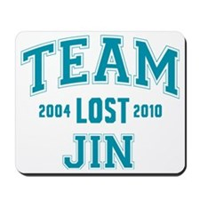 team-lost-jin Mousepad
