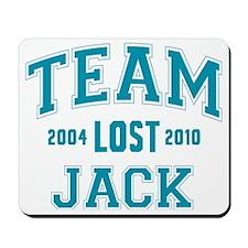 team-lost-jack Mousepad