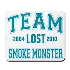 team-lost-smokemonster Mousepad