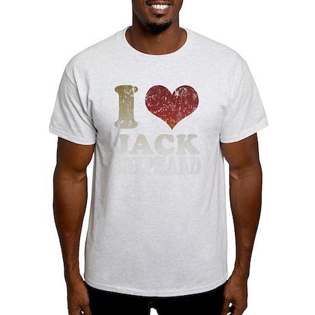 ILOVEJACKSHEPHARDDTY Light T-Shirt