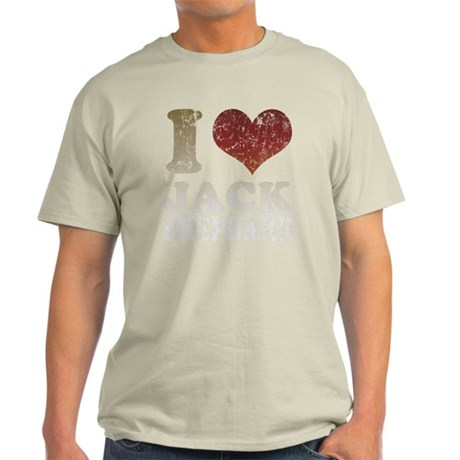 ILOVEJACKSHEPHARDDTY Light T-Shirt