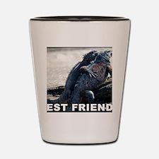 mug_best_friends Shot Glass