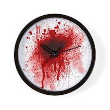dark leg pillow Wall Clock