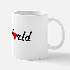 Love World Mug