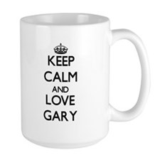 Keep Calm and Love Gary Mugs