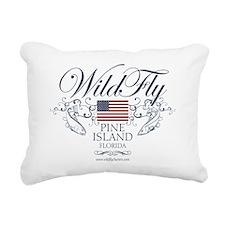 wildfly back 2 Rectangular Canvas Pillow