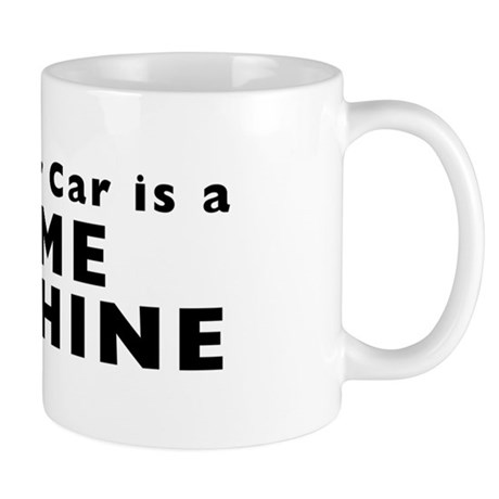 timemachine Mug