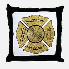 Station 41 Throw Pillow