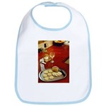 Wine & cheese Bib