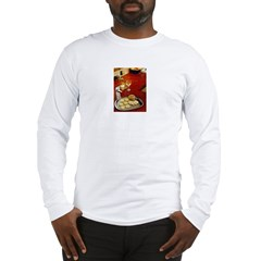 Wine & cheese Long Sleeve T-Shirt
