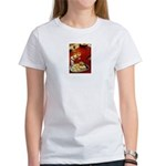 Wine & cheese Women's T-Shirt