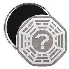 Dharma Station Gray Magnet