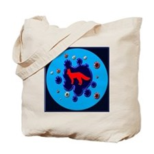foxy splash pilla Tote Bag