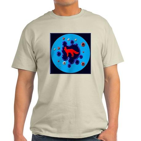 foxy splash pilla Light T-Shirt